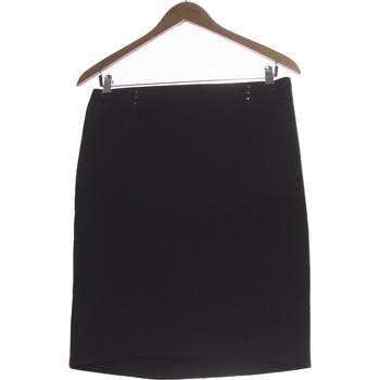 Vêtements Femme Jupes Grain De Malice Jupe Mi Longue  38 - T2 - M Noir