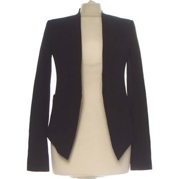 Vêtements Femme Vestes / Blazers Patrizia Pepe Blazer  40 - T3 - L Noir