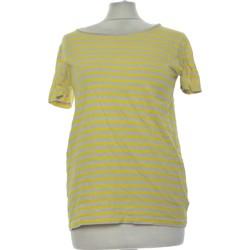 Vêtements Femme Tops / Blouses Cos Top Manches Courtes  36 - T1 - S Jaune