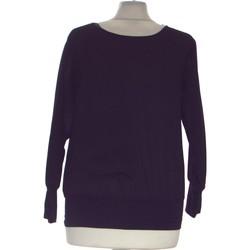 Vêtements Femme Tops / Blouses Zara Top Manches Longues  34 - T0 - Xs Noir