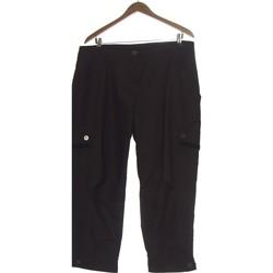 Vêtements Femme Pantalons cargo Deca Pantalon Droit Femme  44 - T5 - Xl/xxl Violet