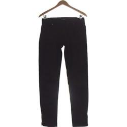Vêtements Femme Jeans droit Ange Jean Droit Femme  36 - T1 - S Noir
