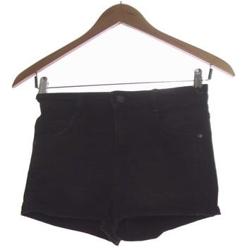 Vêtements Femme Shorts / Bermudas Mango Short  34 - T0 - Xs Noir