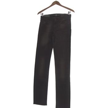 Vêtements Femme Jeans droit 7 for all Mankind Jean Droit Femme  34 - T0 - Xs Gris