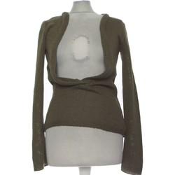 Vêtements Femme Pulls Etam Pull Femme  36 - T1 - S Vert