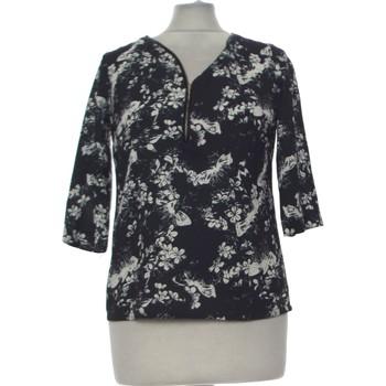 Vêtements Femme Enfant 2-12 ans School Rag Top Manches Longues  34 - T0 - Xs Noir