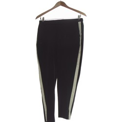 Vêtements Femme Pantacourts Zara Pantalon Droit Femme  34 - T0 - Xs Noir