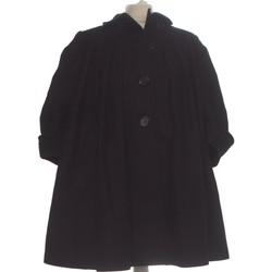 Vêtements Femme Manteaux Paul Smith Manteau Femme  40 - T3 - L Noir