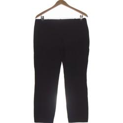 Vêtements Femme Pantacourts J Crew Pantalon Droit Femme  36 - T1 - S Noir