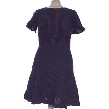 Vêtements Femme Robes courtes Banana Republic Robe Courte  36 - T1 - S Bleu