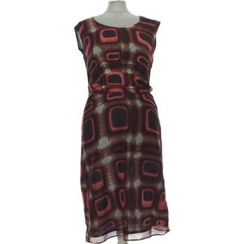 Vêtements Femme Robes courtes Autre Ton Robe Mi-longue  38 - T2 - M Noir