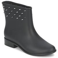 Chaussures Femme Boots Melissa MOON DUST SPIKE Noir