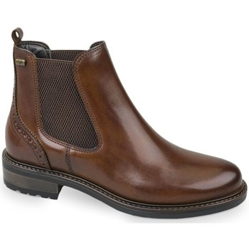 Chaussures Femme Boots Valleverde 47520 Tronchetto Brown