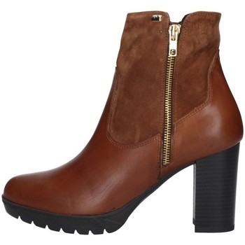 Chaussures Femme Low boots Valleverde 28743 CUIR