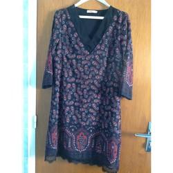 Vêtements Femme Robes courtes DDP Robe imprimée Multicolore
