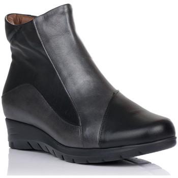 Chaussures Femme Bottines Pitillos 2301 Noir