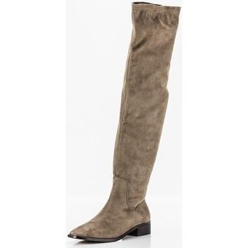 Chaussures Femme Bottes ville Corina M1801 Beige