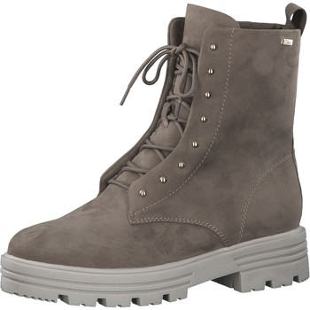 Chaussures Femme Boots S.Oliver Bottines Taupe