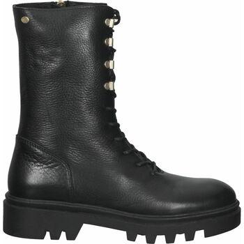 Chaussures Femme Bottes ville Fred de la Bretoniere Bottes Schwarz