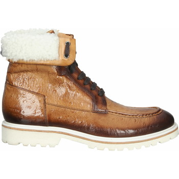 Chaussures Homme Boots Melvin & Hamilton Bottines Braun