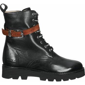 Chaussures Femme Boots Melvin & Hamilton Bottines Schwarz