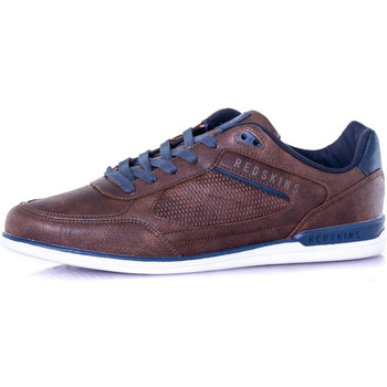 Chaussures Homme Baskets mode Chaussures Redskins AURORE CHATAIGNE MARINE Chataigne