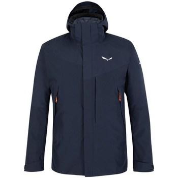 Vêtements Homme Vestes Salewa Stelvio GTX2L Conver Bleu marine