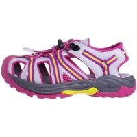 Chaussures Enfant Sandales et Nu-pieds Cmp Aquarii Hiking Blanc, Rose