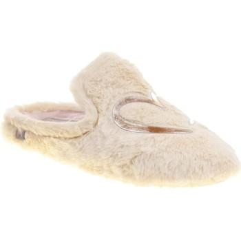 Chaussures Femme Chaussons La Maison De L'espadrille ANAIS99 Beige