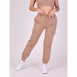 Vêtements Femme Pantalons de survêtement Project X Paris Jogging Camel