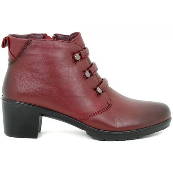 Chaussures Femme Bottines The Happy Monk ALTEA 005 rouge