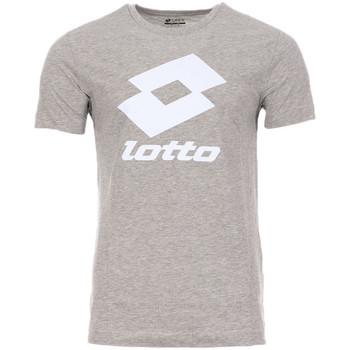 Vêtements Homme T-shirts manches courtes Lotto -214464 Gris