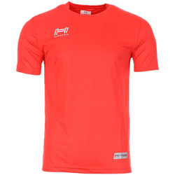 Vêtements Homme T-shirts manches courtes Hungaria H-15TMUUBA00 Rouge