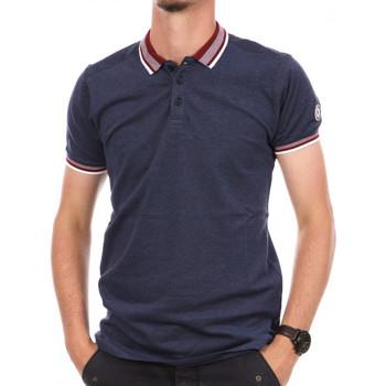 Vêtements Homme Polos manches courtes Sun Valley SV-BOHM Bleu