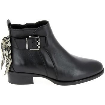 Chaussures Femme Bottines Goodstep Boots Estele Noir Noir