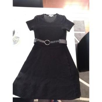 Vêtements Femme Robes courtes Morgan Robe morgan taille 38 Noir