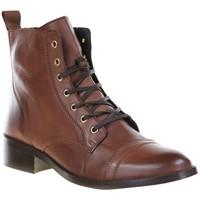 Chaussures Femme Bottines Impact 387Z Camel