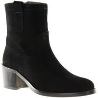 Chaussures Femme Bottines Patricia Miller 5151 Noir