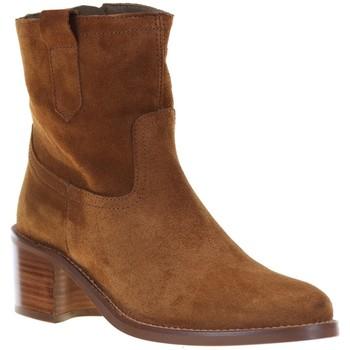 Chaussures Femme Bottines Patricia Miller 5151 Camel
