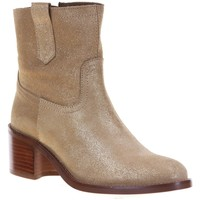 Chaussures Femme Bottines Patricia Miller 5151 Or
