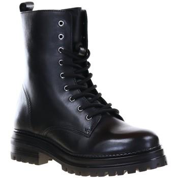 Chaussures Femme Bottines Impact 468KA Noir