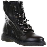 Chaussures Femme Bottines Donna Lucca 3047 Noir