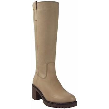 Chaussures Femme Bottes ville Top3 Bota señora   21777 hielo Blanc