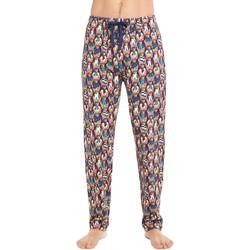 Vêtements Homme Pyjamas / Chemises de nuit Arthur Pyjama long coton Violet