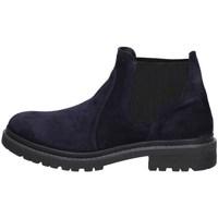 Chaussures Homme Bottes ville Valleverde 49840 BLEU