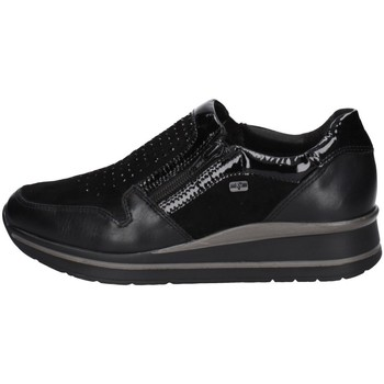Chaussures Femme Baskets basses Valleverde 36396 NOIR