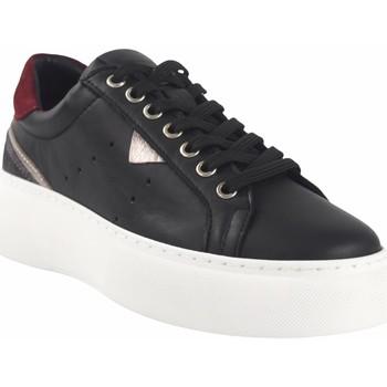 Chaussures Femme Baskets basses Top3 Zapato señora   21713 negro Noir