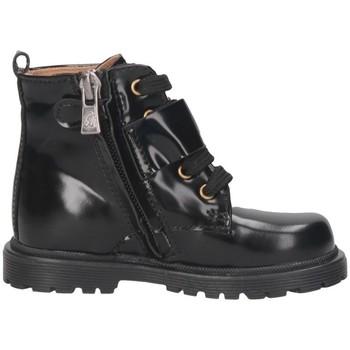 Chaussures Fille Boots Eli 1957 30010AD Noir