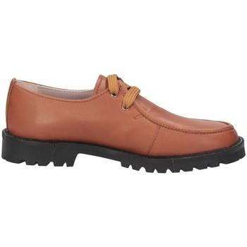 Chaussures Garçon Derbies Eli 1957 22501AD Marron