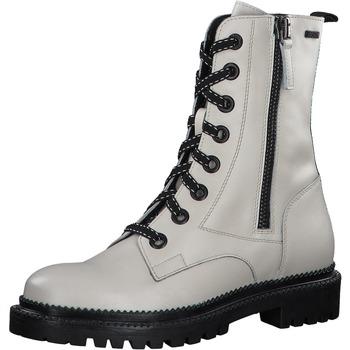 Chaussures Femme Boots S.Oliver Bottines Weiß